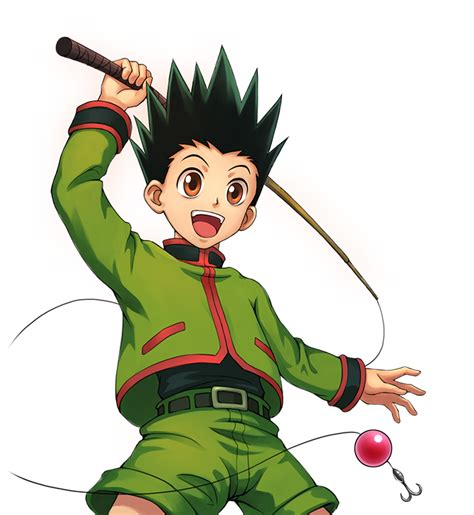 hunter x hunter wikia hunter image gon png hunter x online wiki fandom powered by