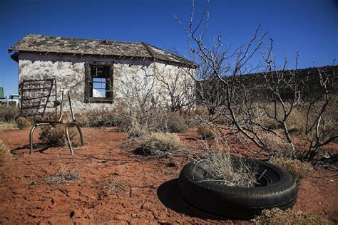 abandoned places in new mexico inside the abandoned ghost towns of new mexico vice