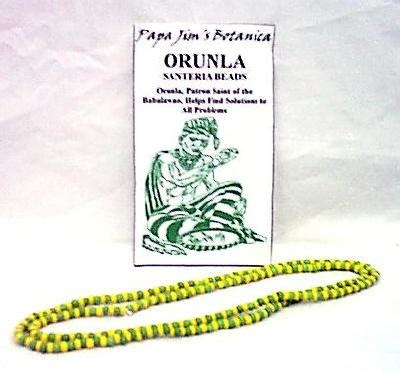 santeria color meanings bead necklaces papa jim s botanica