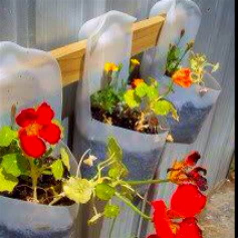 Pinterest Garden Craft Ideas Garden Craft Ideas On Pinterest Photograph Recycled Garden