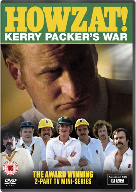 the cricket war the story of kerry packer s world series cricket books howzat kerry packer s war dvd zavvi