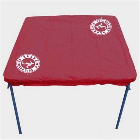 rivalry ncaa card table cover walmart