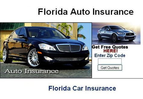 Auto Insurance Florida   Cheap Insurance Companies