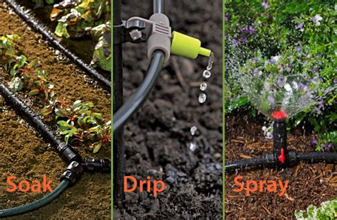 How To Choose A Watering System Or Garden Irrigation System Best Way To Water A Vegetable Garden