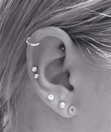 new cartilage piercing piercings