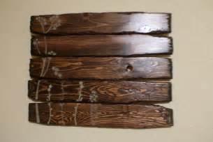 Reclaimed Wood Wall Decor by Handmade Reclaimed Wood Wall
