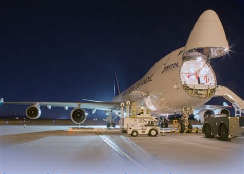 air freight supplier senator international opens queretaro frankfurt route