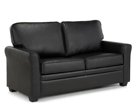 What Is Faux Leather Sofa Naples 112cm Black Faux Leather Sofa Bed Just 4ft Beds