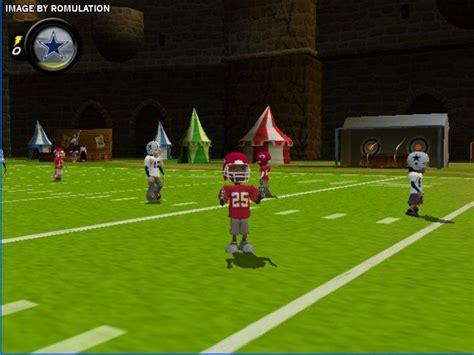 backyard football rom backyard football 09 usa nintendo wii iso download