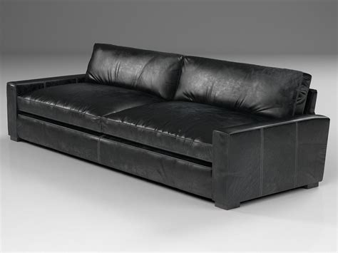 maxwell leather sofa on behance