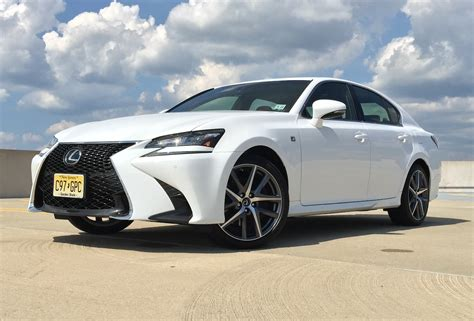 lexus gs350 f sport 2016 lexus gs 350 f sport test drive review autonation