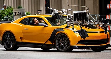 transformers 4 car wallpapers prediction bumblebee chevrolet camaro after