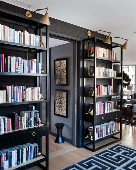 home library shelves modern home library ideas for bookworms and butterflies
