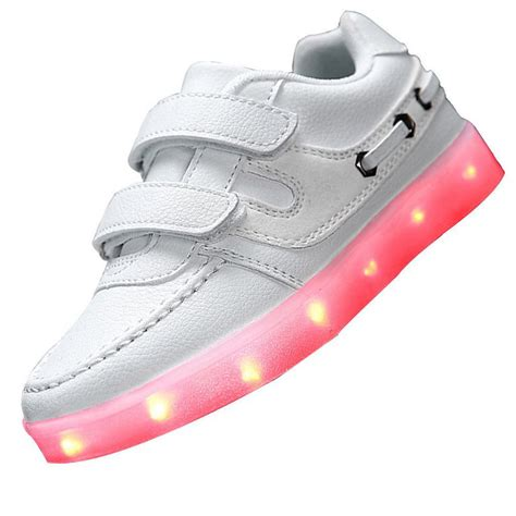 light up shoes baby boy saguaro baby toddler light up shoes rechargeable usb