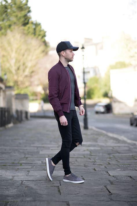 Syakee Dress Ck mens fashion burgundy bomber jacket calvin klein baseball cap your average
