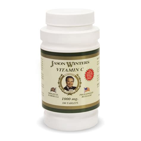 Vitamin Supplement vitamin c supplement sir jason winters