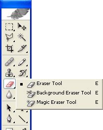 rubber st tool photoshop how to use photoshop eraser tool nyim