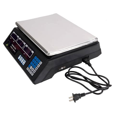 digital price digital weight scale price computing food produce