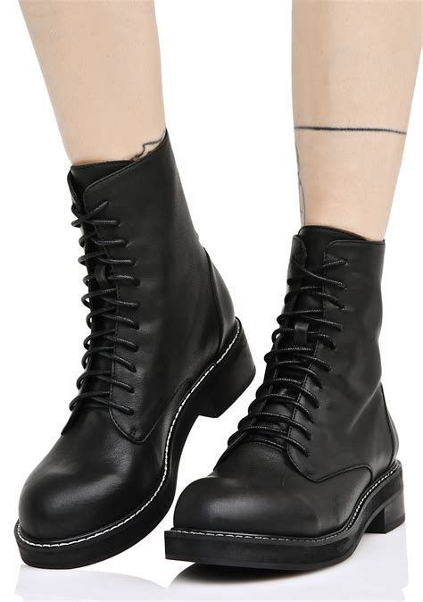 grunge boots grunge boots i want it black
