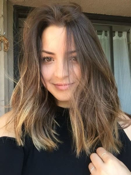 hairstyles women chocolate brown and caramel ends hazelnut balayage 20 gorgeous brown color hair ideas for