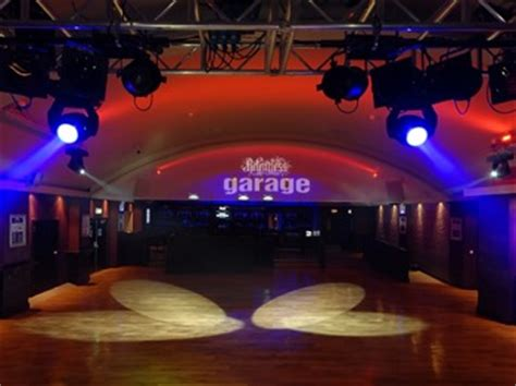 the garage venues