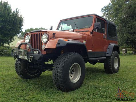1981 Jeep Cj7 1981 Jeep Cj7 Renagade