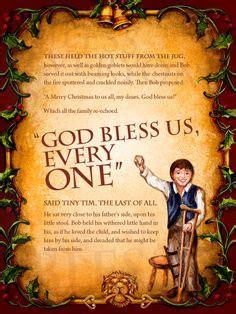 tiny tim christmas carol quotes libridacqua