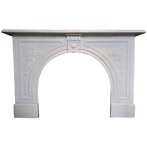 marble fireplace mantels fireplace surrounds carved antique carved arched marble fireplace surround