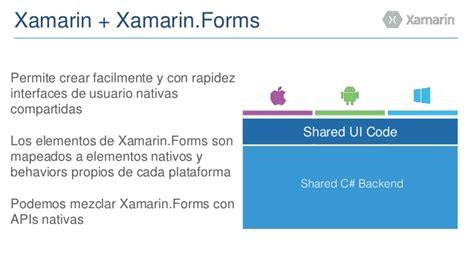 c xamarin forms relative layout won t stack stack introducci 243 n al desarrollo de apps m 243 viles multiplataforma