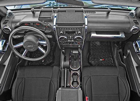 Interior Jeep Accessories by Jeep Interior Accessories By Rugged Ridge