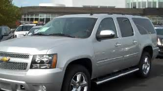 Burns Chevrolet Rock Hill Sc 2013 Chevrolet Suburban Ltz Silver Burns Chevrolet Rock