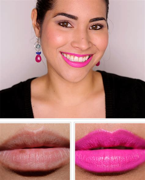 She Matte Lipstick Lasting 24h Like Mac mac yum yum lipstick review photos swatches 2012