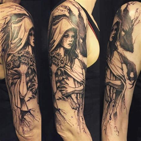tattoo nightmares red riding hood 17 best images about tattoo artist l oiseau on pinterest