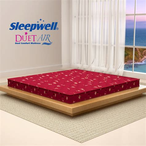 sleepwell duet air mattress store outlet in mumbai