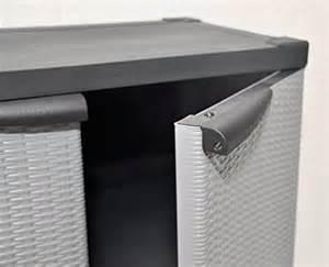kunststoffschrank garten 2 st 252 ck kunststoffschrank gartenschrank ram test