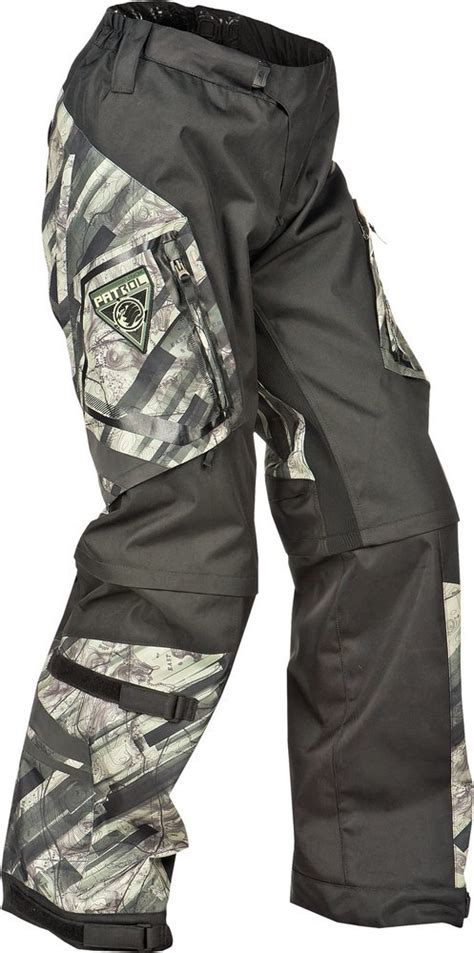 over boot motocross pants 119 95 fly racing mens patrol over the boot convertible