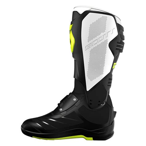 scott motocross boots scott 550 mx boot fc moto english