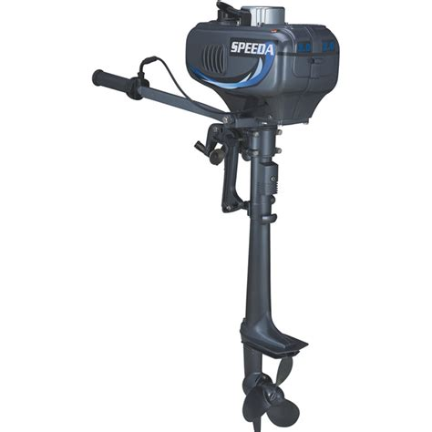 small boat engine outboard motor 2 0hp 2 stroke 1 5kw output small fishing