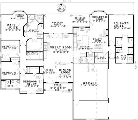 house plans with inlaw suite 25 best ideas about in suite on bathroom