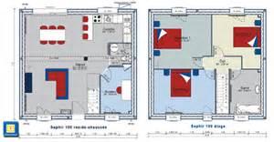maison avec 3 chambres 224 l 233 tage plans pour