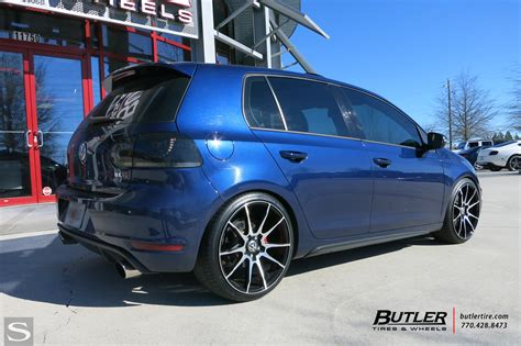 volkswagen wheels gti savini wheels