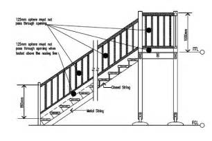 Stair Handrail Height by Handrail Height For Stairs Uk Images