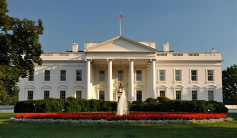 White House Facts For Kids Official Residence Of The Us President