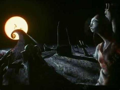 katsella the nightmare before christmas nightmare before christmas 1993 trailer appunti