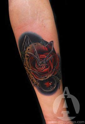 dying rose tattoo designs pin by frank roddy on artist andres acosta