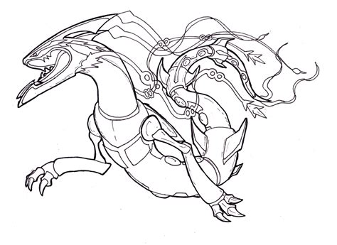 legendary pokemon coloring pages rayquaza pokemon rayquaza coloring pages coloring home