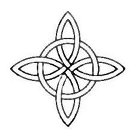 celtic compass rose tattoo celtic witches knot the four point knot or quaternary