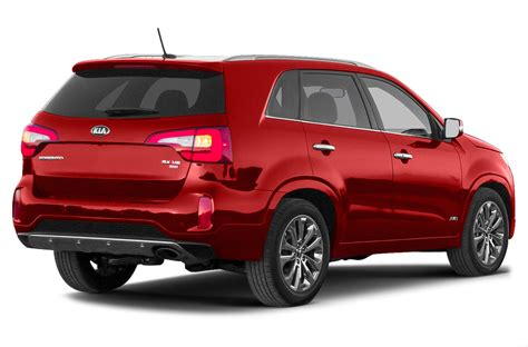 Kia Sorento 2014 Images 2014 Kia Sorento Price Photos Reviews Features