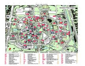 University Of Florida Map by Sechscp Florida International University