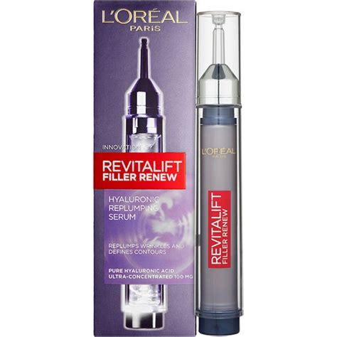 L Oreal Revitalift Filler l oreal revitalift filler serum 16ml free delivery